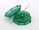 Drtička zelená magnet