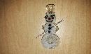 Dýmka sněhulák sněhový
